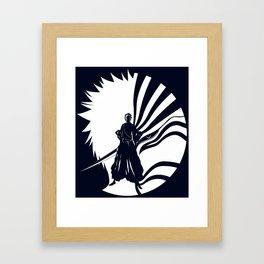 Hollow Ichigo - Bleach Framed Art Print