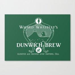 Dunwich Brew Canvas Print