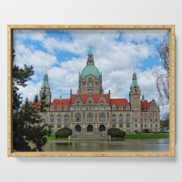 New Town Hall (Hanover) Serving Tray