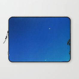 Soap Bubble and Moon Photography Laptop Sleeve