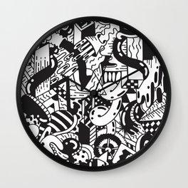 CARAPHERNELIA Wall Clock