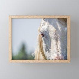 Blondie. Framed Mini Art Print