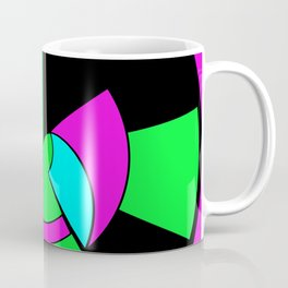 2D - abstraction -2a- Coffee Mug