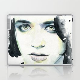 Brian Molko (I know) Laptop & iPad Skin