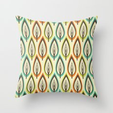Can't See The Wood For The Trees. Throw Pillow