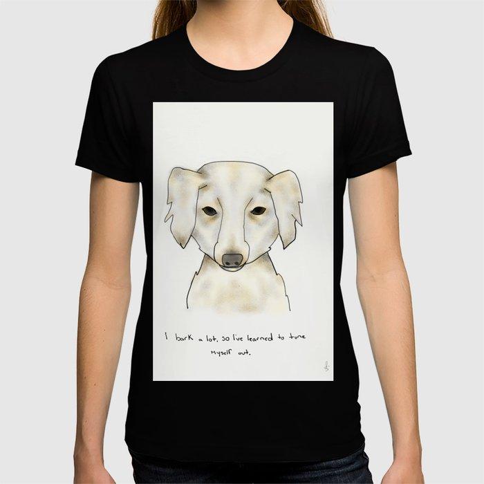 alice the dog T-shirt