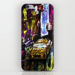 City Chaos iPhone Skin