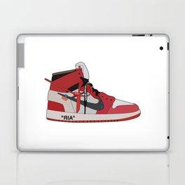 Jordan 1 - OFFWHITE Laptop & iPad Skin