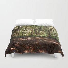 Forest Shade Duvet Cover
