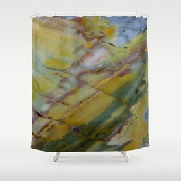 Crayola Jasper Shower Curtain