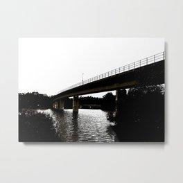 Bridge 70 Metal Print