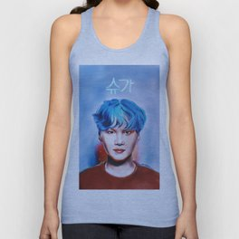 i_live_for_his_hair_color.jpg Unisex Tank Top