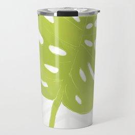 Fresh Geometry Travel Mug