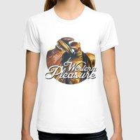 western T-shirts featuring Western Pleasure by Fallen Apple Designs