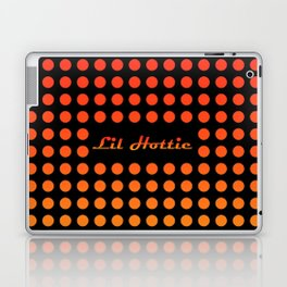 Lil Hottie Red/Orange Laptop & iPad Skin