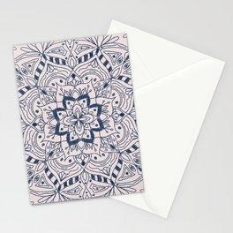 Mindful Bohemian Mandala  Stationery Cards