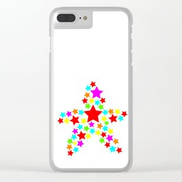We're Stars Clear iPhone Case
