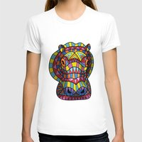 hippo T-shirts featuring Hippo. by Farkas