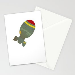 Atom Bomb Baby Stationery Cards