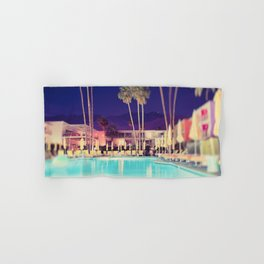 Palm Springs Hotel Hand & Bath Towel