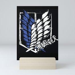 SNK Wings of Liberty Mini Art Print