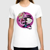 invader zim T-shirts featuring Invader Zim You Irk Me by squ1dp0ny
