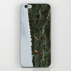 Nevada Horses iPhone & iPod Skin