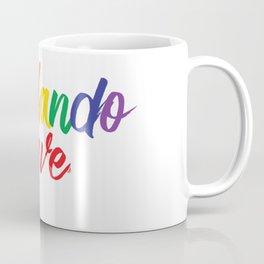 Heart Orlando Love Coffee Mug