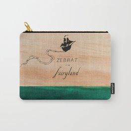 Zebrat in Fairyland - Album Art Carry-All Pouch