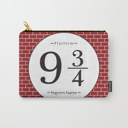 Platform 9 3/4 Carry-All Pouch