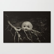 Lost Forever Canvas Print