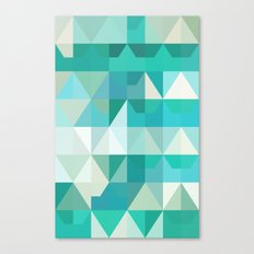 color story - poseidon Canvas Print