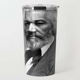 Fredrick Douglass Travel Mug