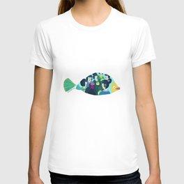 Geishas at sea T-shirt