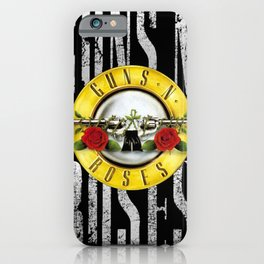 guns n roses album 2020 ansel2 iPhone Case