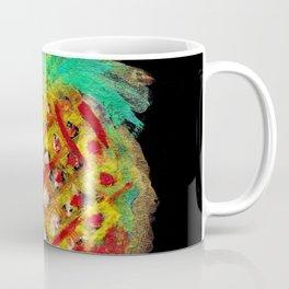 Dilapidated Pineapple Coffee Mug