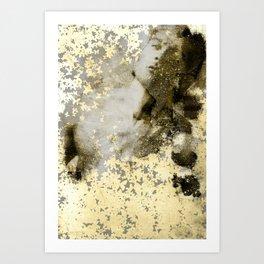 He. Art Print