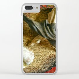 Expo sculptures Clear iPhone Case