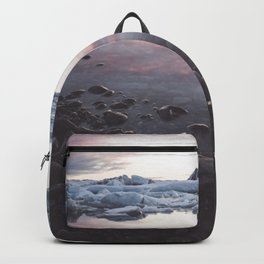 Jokulsarlon Lagoon - Sunset - Landscape and Nature Photography Backpack
