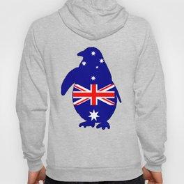 Australian Flag - Penguin Hoody