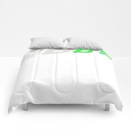 Glow In The Dark - Back 2 the 80 Comforters