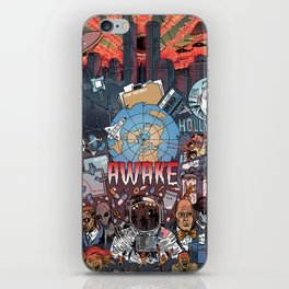 AWAKE! iPhone Skin