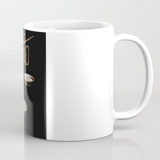 Classic machine Coffee Mug