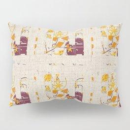 Linen Pop art Designer Series Pillow Sham