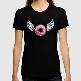 Doughnut Angel T-shirt