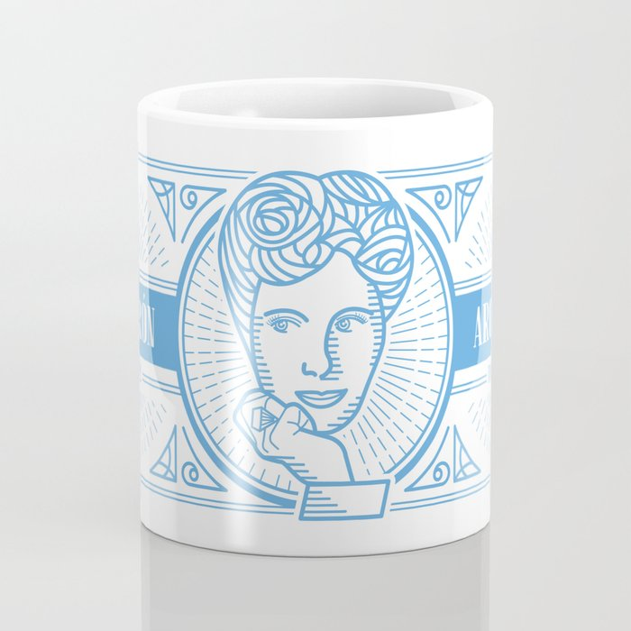 Eva Perón - Evita Coffee Mug