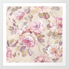 ROSES-221218/1 Art Print