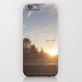 Roadtrip USA iPhone Case