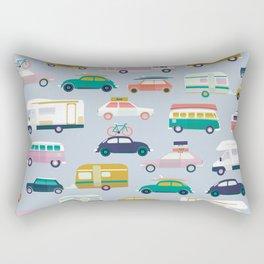 Summer road trip Rectangular Pillow