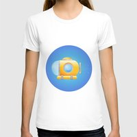 submarine T-shirts featuring submarine by JuliaTara